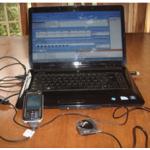 Outils de Drive Test Nemo Outdoor : Portatif Nemo, antenne extérieur &GPS, Onduleur, PC, Chargeur, etc.