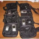 Handy N80, Handy 6121 (avec MOS), Handy 6680.